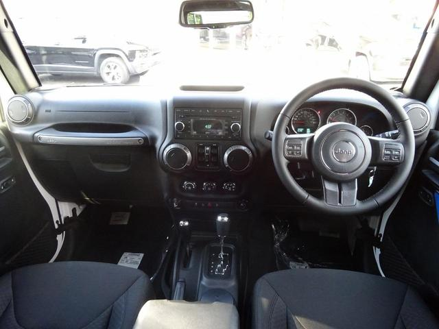 クライスラー・ジープ クライスラージープ ラングラーアンリミテッド スポーツ 新車保証継承