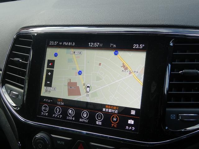 8.4インチのタッチパネルモニター。Bluetooth接続はもちろん、カープレイにも対応しています。