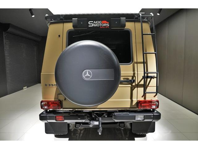 メルセデス・ベンツ M・ベンツ G350dプロフェッショナル