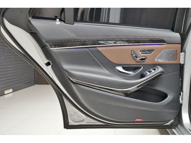 メルセデス・ベンツ M・ベンツ S550ロングAMGラインショーファーPKG14年モデルD車