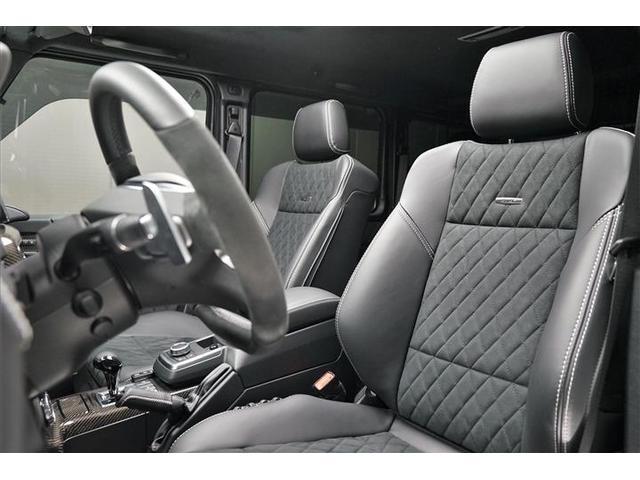 G550 4×4 スクエアード 16yモデル 正規D車(9枚目)
