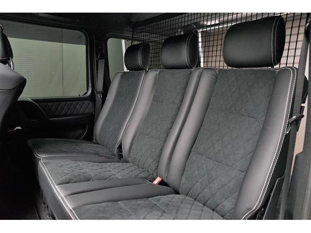 G550 4×4 スクエアード 16yモデル 正規D車(11枚目)