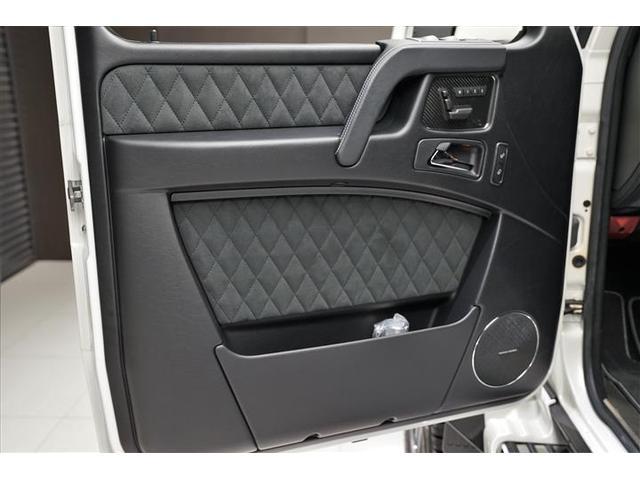 G550 4×4 スクエアード 16yモデル 正規D車(16枚目)