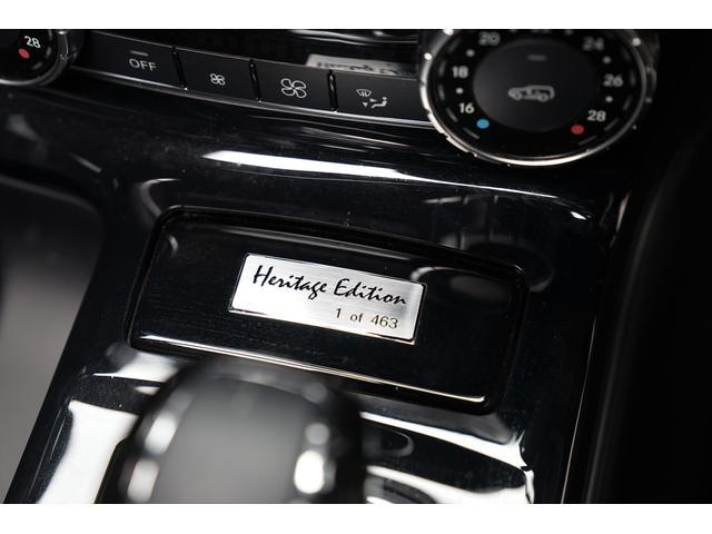 G350d ヘリテージエディション 2018年モデル 正規ディーラー車 RHD ブルーブラック(15枚目)