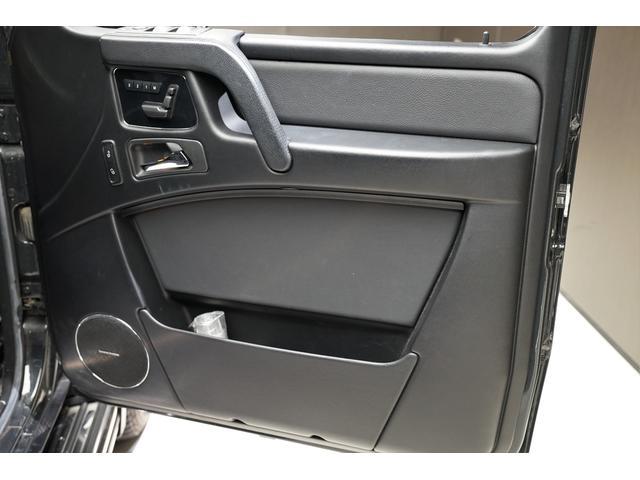 G350d ヘリテージエディション 2018年モデル 正規ディーラー車 RHD ブルーブラック(19枚目)