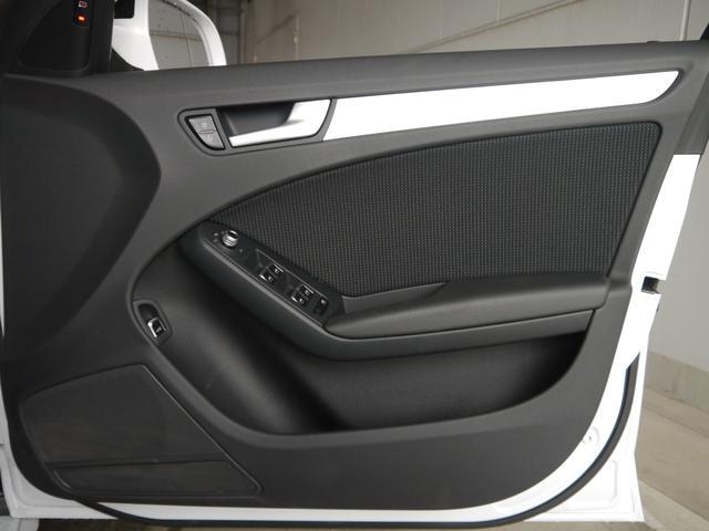 アウディ アウディ A4 2.0TFSIクワトロ Sラインパッケージ 認定中古車