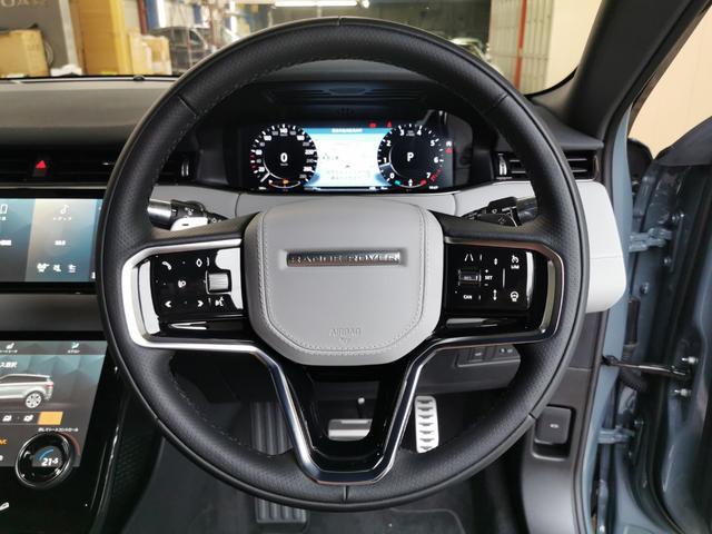 R-ダイナミック SE 2021MY 新Pivi Pro プレミアムLEDヘッド オプション21インチA/W 12way電動調整シート・シートヒーター ACC HUD アダプティブダイナミクス ウェイドセンシング(4枚目)