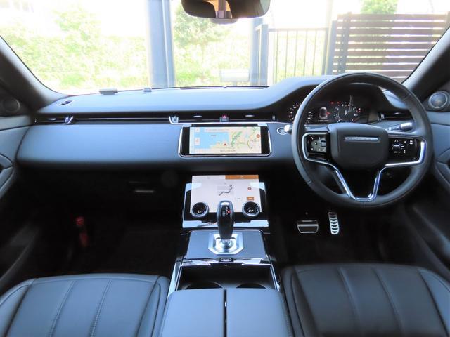 R-ダイナミック S 2021MY Pivi Pro 黒革 オプション20インチA/W プレミアムLEDヘッド ACC BSM LKA パワーテールゲート ウェイドセンシング 登録済未使用車(3枚目)