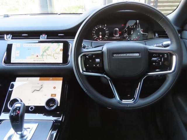 R-ダイナミック S 2021MY Pivi Pro 黒革 オプション20インチA/W プレミアムLEDヘッド ACC BSM LKA パワーテールゲート ウェイドセンシング 登録済未使用車(9枚目)