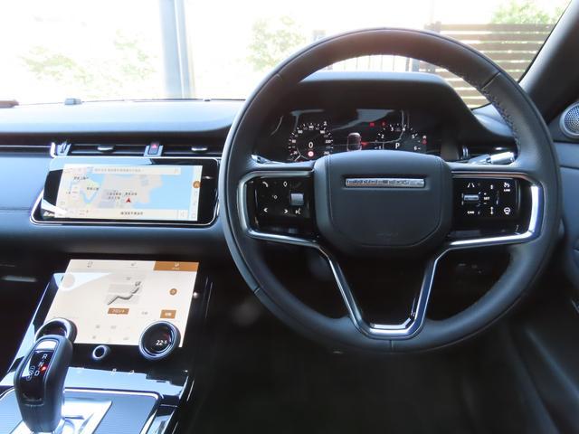 R-ダイナミック SE 新型2021年 Pivi Pro 黒革 12way電動調整シート・シートH ACC プレミアムLEDヘッド アダプティブダイナミクス オプション21A/W ヘッドアップディスプレイ ウェイドセンシング(12枚目)