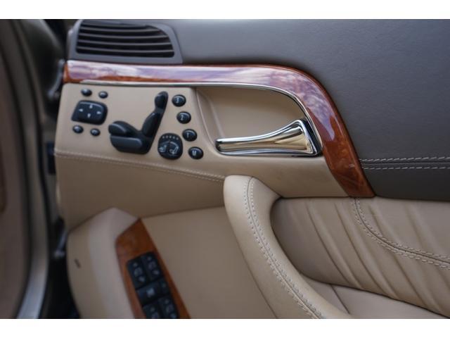 メルセデス・ベンツ M・ベンツ S55L AMG  後期モデル  HDDナビ 地デジ SR