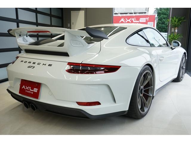 911GT3 ディーラー車 6速MT クラブスポ-ツ(3枚目)