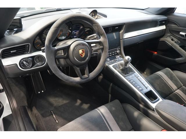 911GT3 ディーラー車 6速MT クラブスポ-ツ(5枚目)