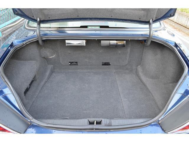 ジャガー ジャガー ソブリン 4.0-V8 ベージュ革シートヒーターETC