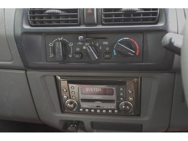 三菱 タウンボックス RX タ-ボ 5速マニュアル 社外オーディオ