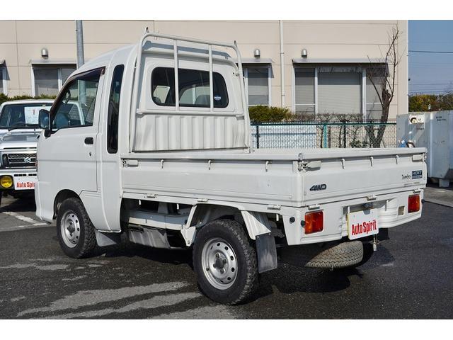ダイハツ ハイゼットトラック ジャンボ 3方開 4WD