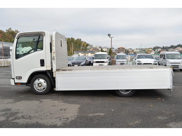 いすゞ エルフトラック 2tアルミブロック  坂道発進補助 キーレス 電格ミラー