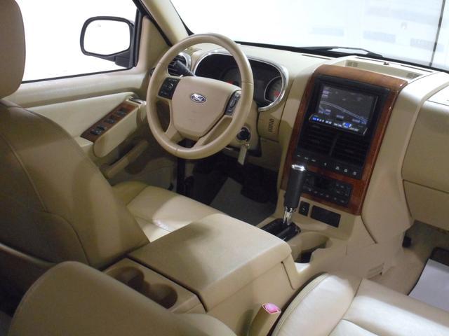 フォード フォード エクスプローラー エディバウアー 20AW カスタムver HDDナビTV
