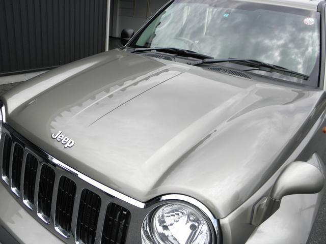 クライスラー・ジープ クライスラージープ チェロキー リミテッド 最終モデル 17AW 本革シート 認証整備付