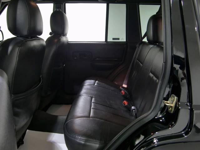 クライスラー・ジープ クライスラージープ チェロキー リミテッド 黒本革シート SDナビフルセグBT 認証整備付