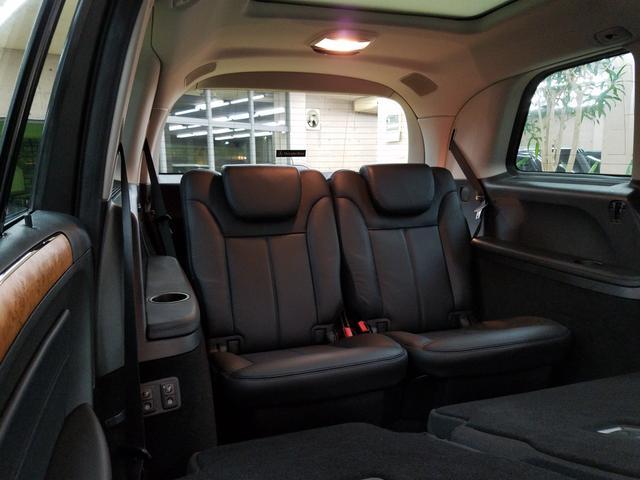 GL550カールソン20インチブラックアルミW正規ディーラ車(8枚目)