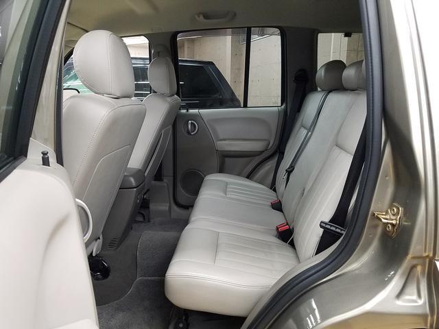 リミテッドED本革内装KJ型Jeep最終モデルガッチリ整備付(7枚目)
