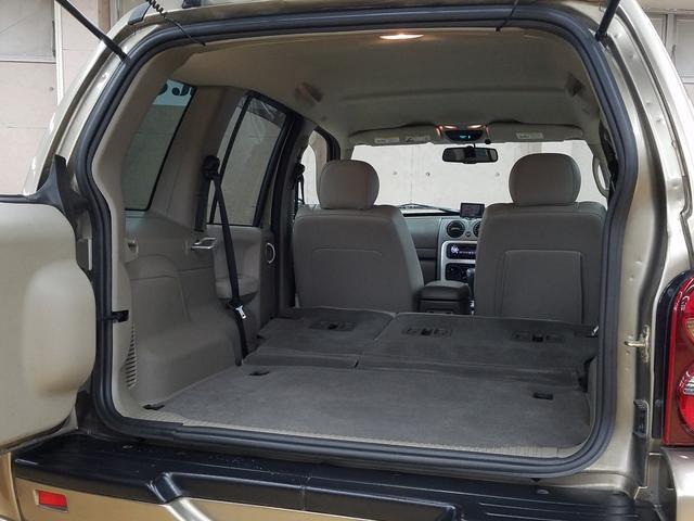 リミテッドED本革内装KJ型Jeep最終モデルガッチリ整備付(10枚目)