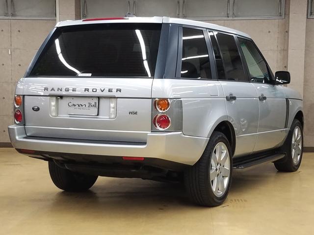 HSEネイビー革シートウォールナットウッド2005年モデル(2枚目)