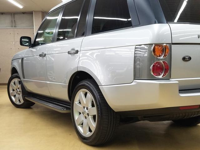 HSEネイビー革シートウォールナットウッド2005年モデル(24枚目)