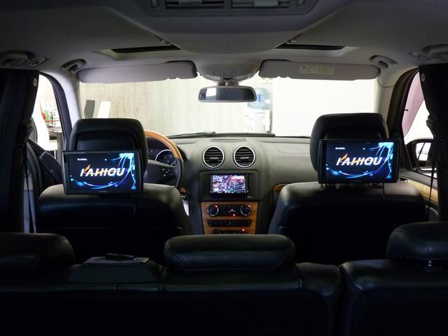 メルセデス・ベンツ M・ベンツ GL550 AMG21AW HDDナビ TV 後席モニター