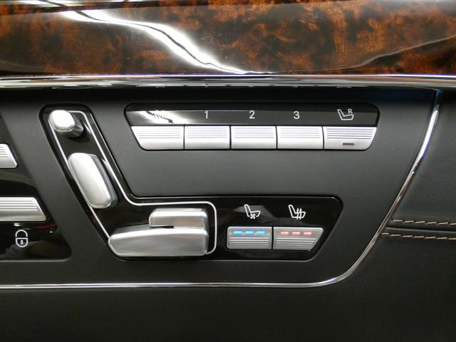 S63L AMG パフォーマンスPKG 左H RSP SR(17枚目)