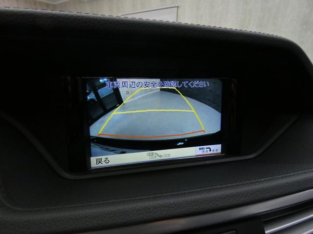 E63 AMG 黒革TV Bカメ カーボンリップ 後期テール(13枚目)