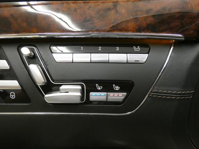 S63 AMGロング SR 黒革 TV Bカメ ナイトビュー(17枚目)