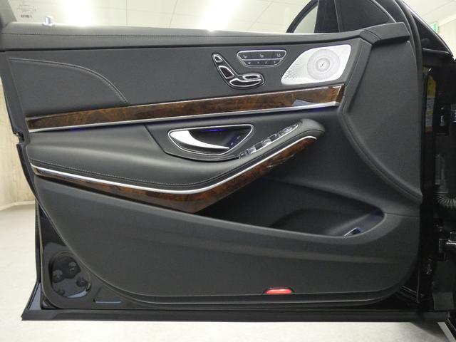 S400hエクスクルーシブ 左H RSP 黒革 パノラマSR HDDナビDTV 360カメラ クルコン エアサス 19AW ブルメスター PTS キーレスゴー オートトランク LEDヘッドライト(31枚目)
