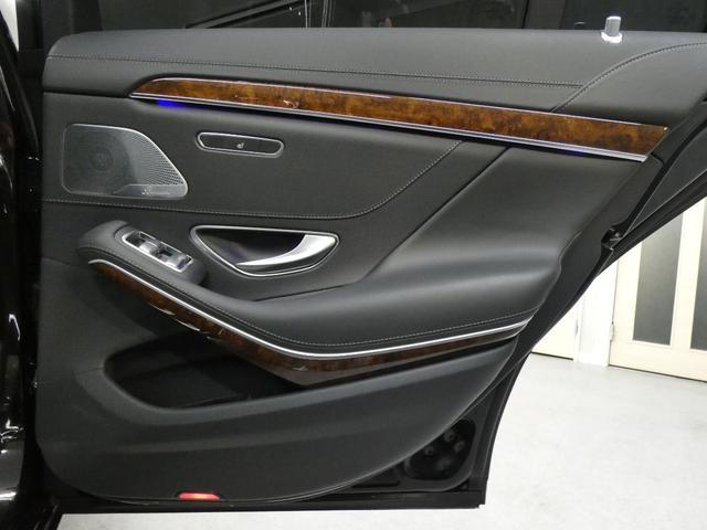 S400hエクスクルーシブ 左H RSP 黒革 パノラマSR HDDナビDTV 360カメラ クルコン エアサス 19AW ブルメスター PTS キーレスゴー オートトランク LEDヘッドライト(40枚目)