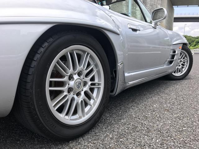 BMW BMW Z3ロードスター 3.0i デュッセンバイエルンマイスター バンパー再メッキ済