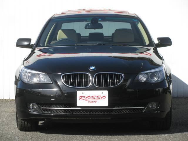 BMW BMW 525iハイラインパッケージ ベージュレザー サンルーフ