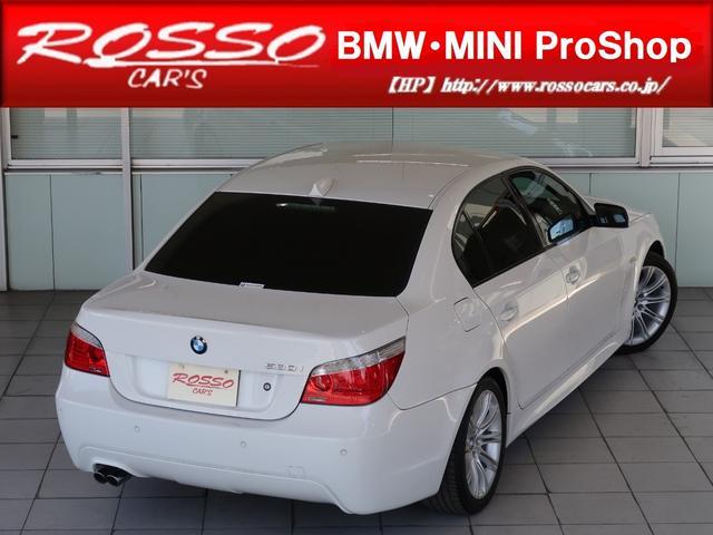 BMW BMW 530i Mスポーツパッケージ レザー ウッド PDC