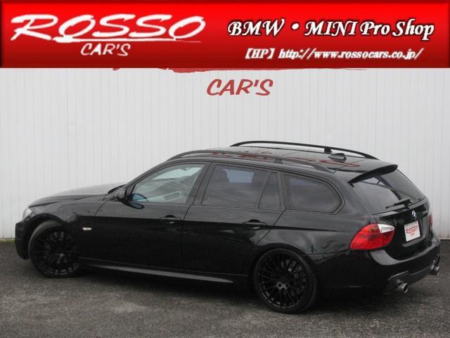 BMW BMW 335iツーリング Mスポーツ 社外ナビ 車高調 19AW