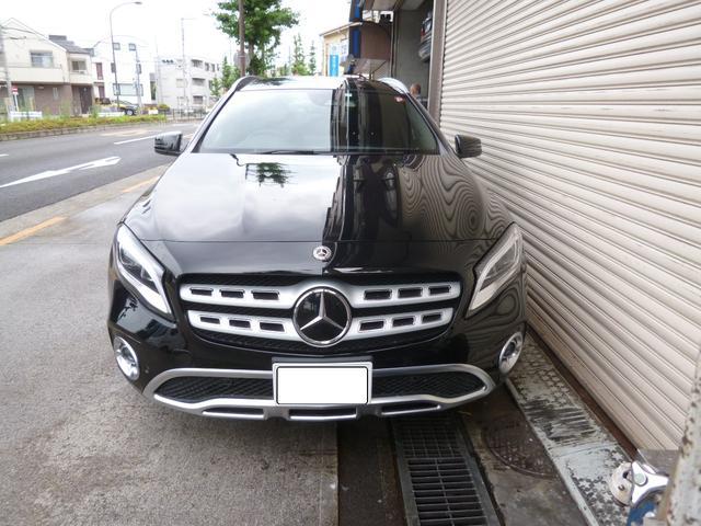 「メルセデスベンツ」「GLAクラス」「SUV・クロカン」「東京都」の中古車2