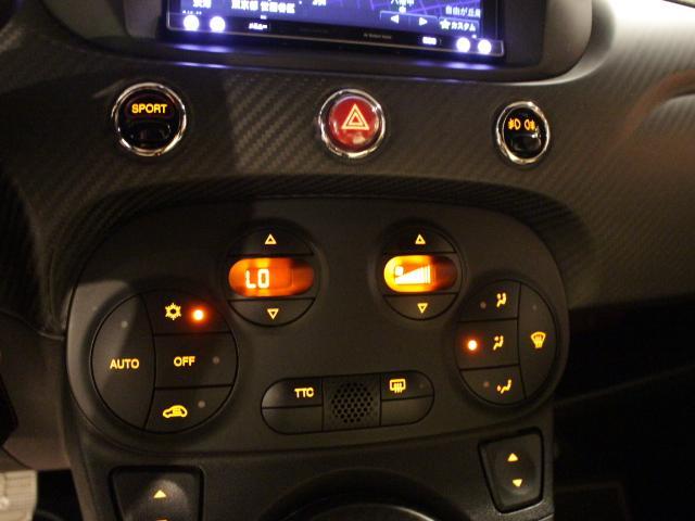 「アバルト」「 アバルト695 エディツィオーネマセラティ」「コンパクトカー」「東京都」の中古車18