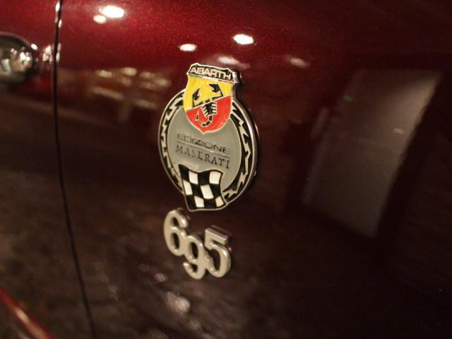 「アバルト」「 アバルト695 エディツィオーネマセラティ」「コンパクトカー」「東京都」の中古車27