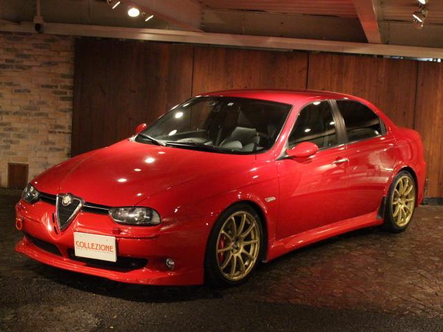 GTA 3.2 V6 24V D車 左H 6速MT(5枚目)