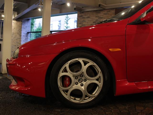 「アルファロメオ」「アルファ156スポーツワゴン」「ステーションワゴン」「東京都」の中古車23