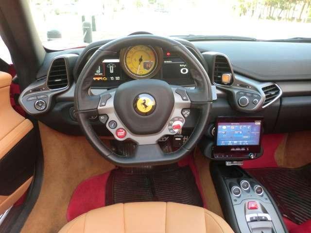 フェラーリ フェラーリ 458スパイダー F1 DCT