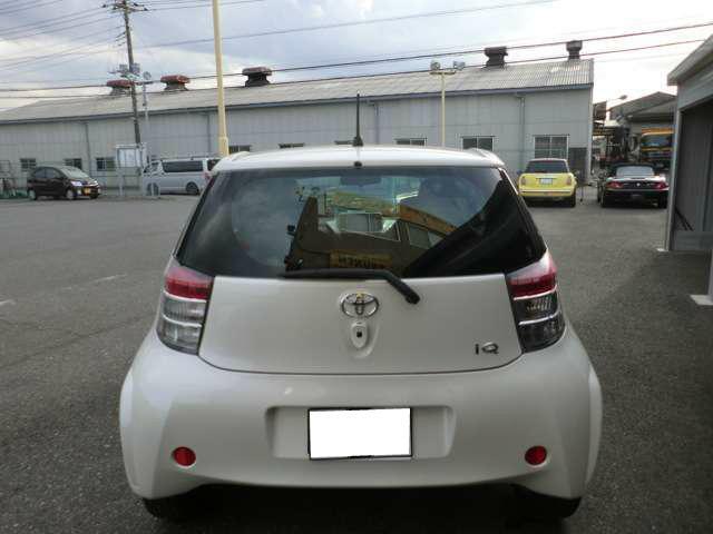 トヨタ iQ 100G ワンセグTV