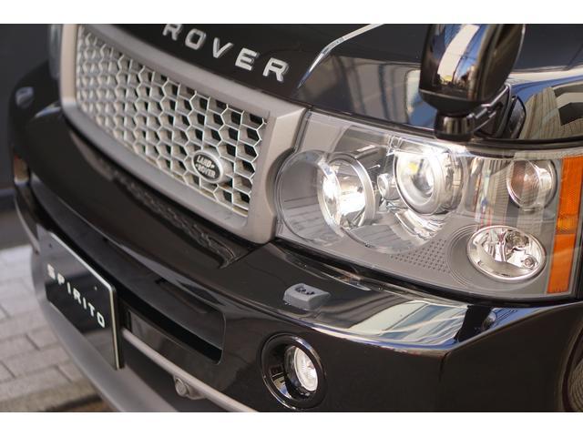 ランドローバー レンジローバースポーツ HSTリミテッド 50台限定車 4.2V8SC 1オーナー