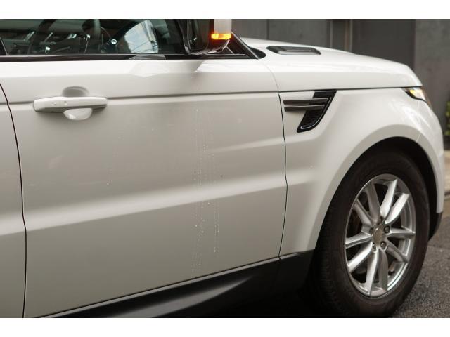 「ランドローバー」「レンジローバースポーツ」「SUV・クロカン」「東京都」の中古車7