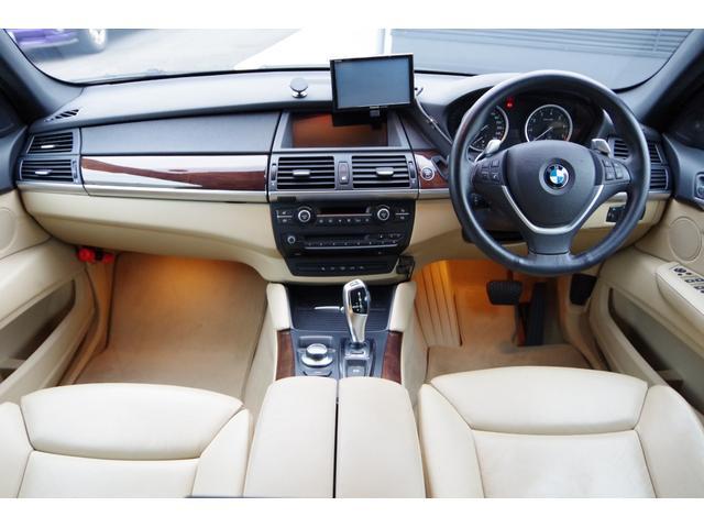 xDrive 35i ダイナミックパフォーマンスコントロール ベージュレザー シートヒーター ナビ ETC HID パーキングソナー 純正20AW タスマンメタリック スマートキー(5枚目)