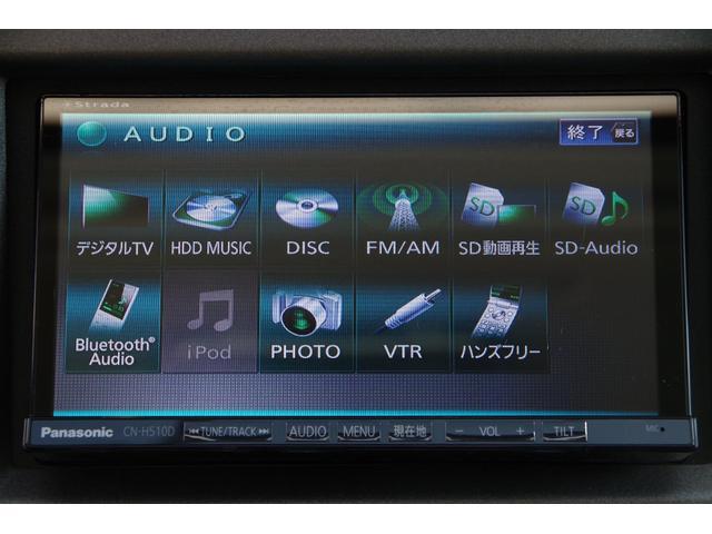 タイプG シートヒーター 電動シート DVD CD Bluetooth SD 純正17インチアルミホイール サンルーフ クルーズコントロール バックカメラ 社外HDDナビ レザーシート(11枚目)